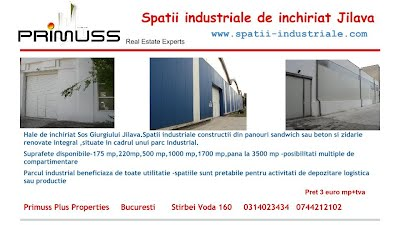 spatii industriale renovate