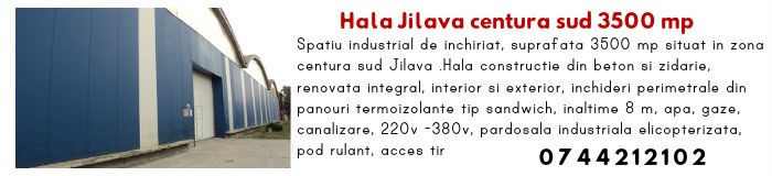 hala jilava 3500mp